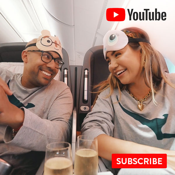 Follow Kane and Pia on YouTube
